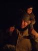 KSC Kindertag Nachtwanderung-Kino Molzbach 02.12.2006