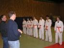 Ju-Jutsu Gürtelprüfung 07.12.2005