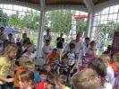 KSC Präsentation auf dem Kinderaktionstag 2014